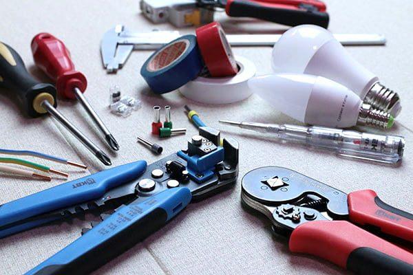 elektriker vejle værktøj