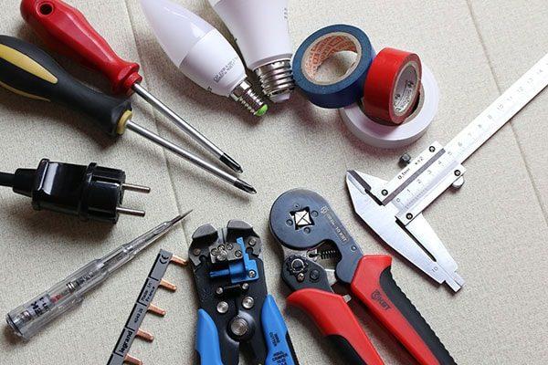 elektriker vejle værktøj el
